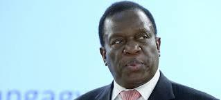 BSR: Mnangagwa in Davos