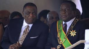 The return of Zimbabwe's Coup General