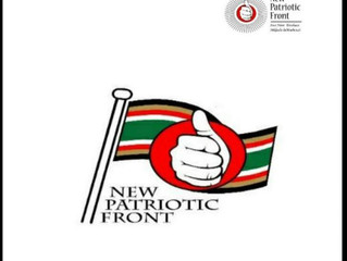 BSR: the New Patriotic Front and its petition: a critique