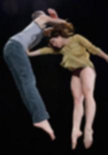 Photo de Ginette Laurin, O Vertigo, avec Robert Meilleur
