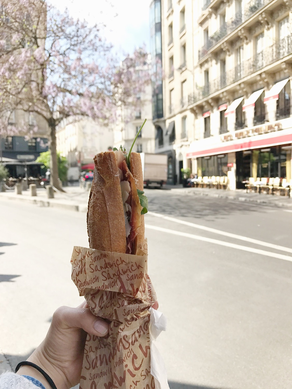 Baguettes for lunch