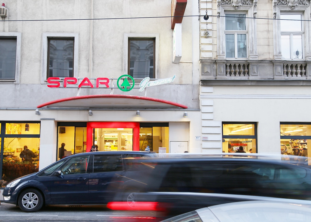 Spar Grocery Store