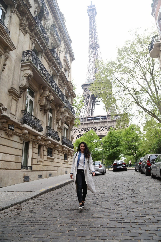 Eifel tower love