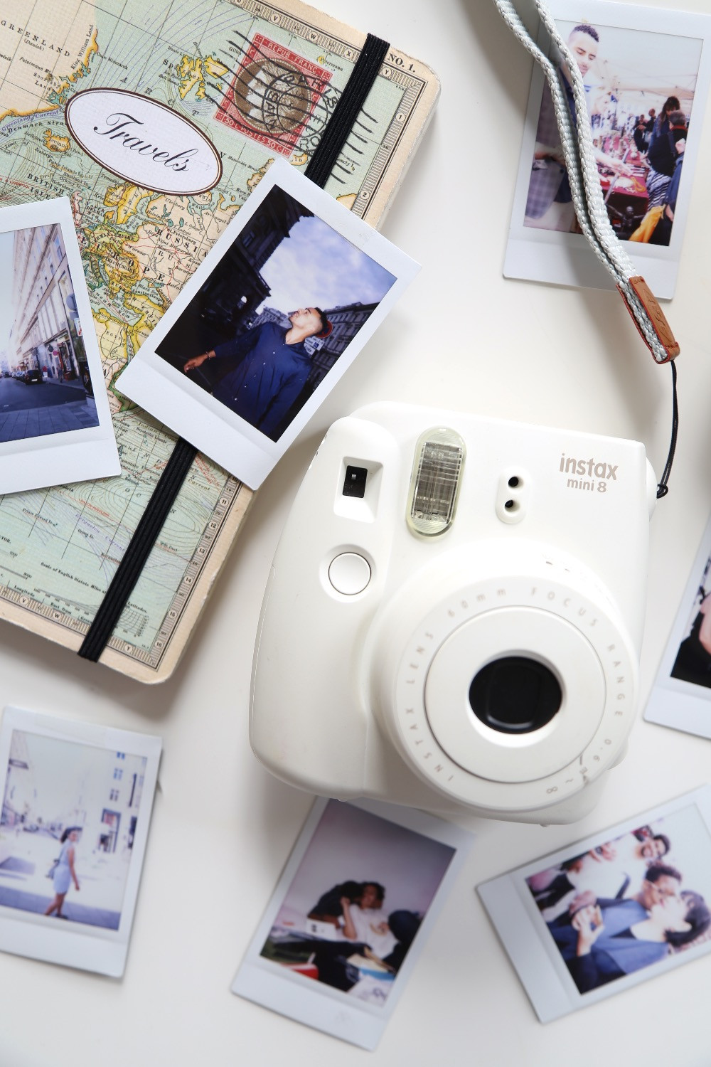 Instax Mini and polaroids