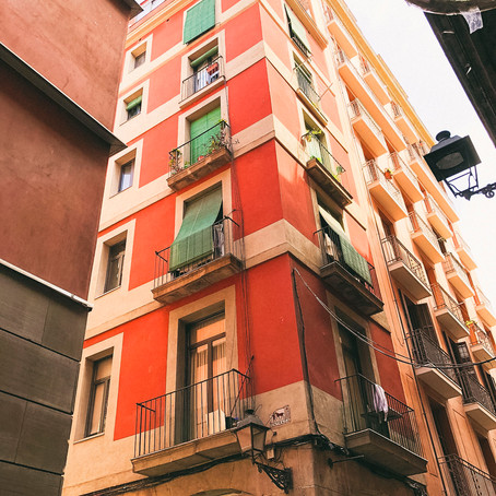 Quarantine Travel Dreaming: Barcelona