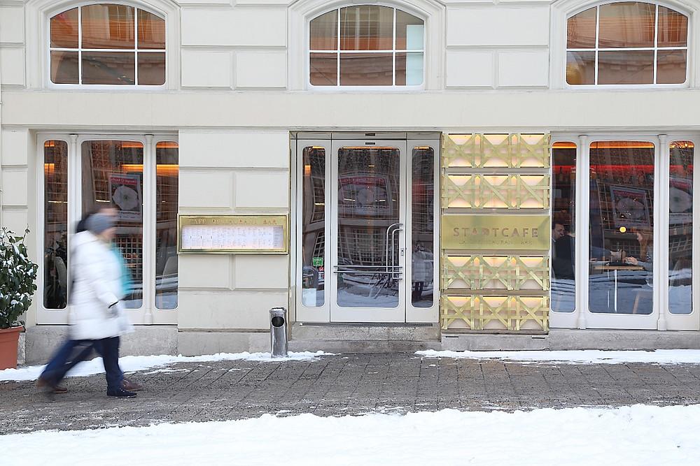 Stadtcafe exterior