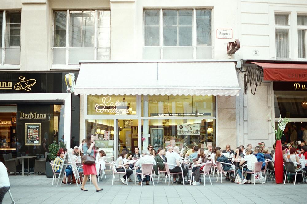 Vienna Coffee Culture