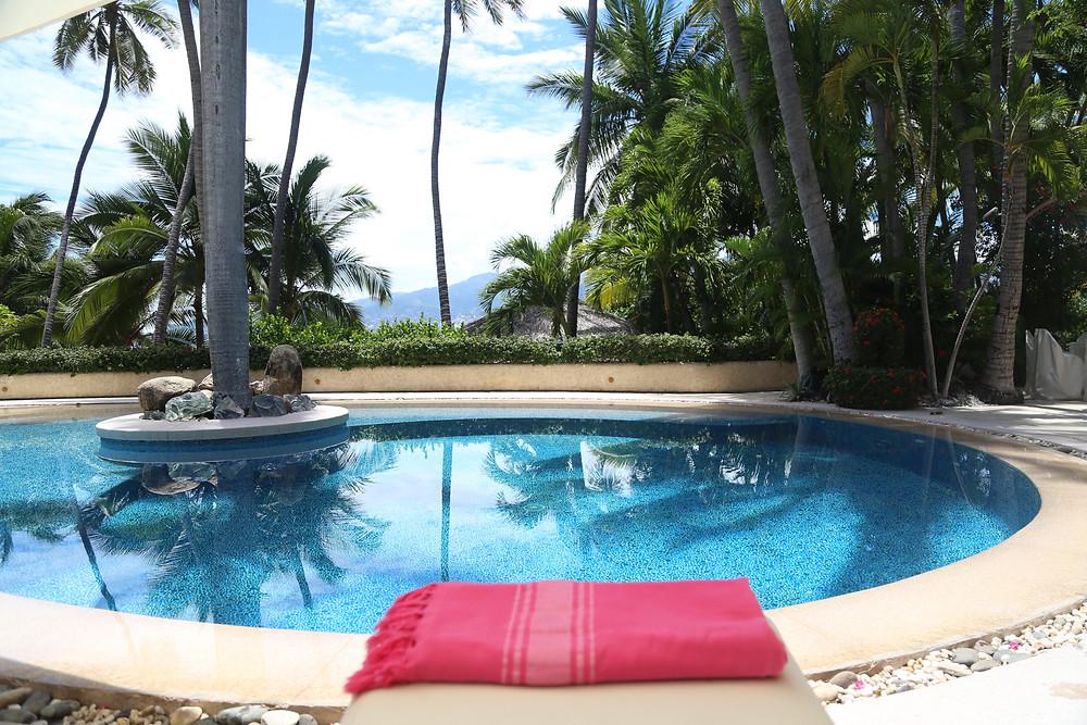 Villa Karin pool
