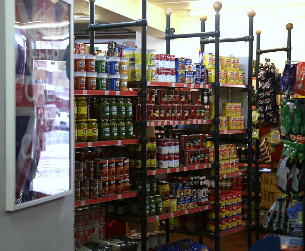 british and american goods