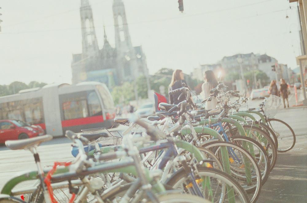 Biking city