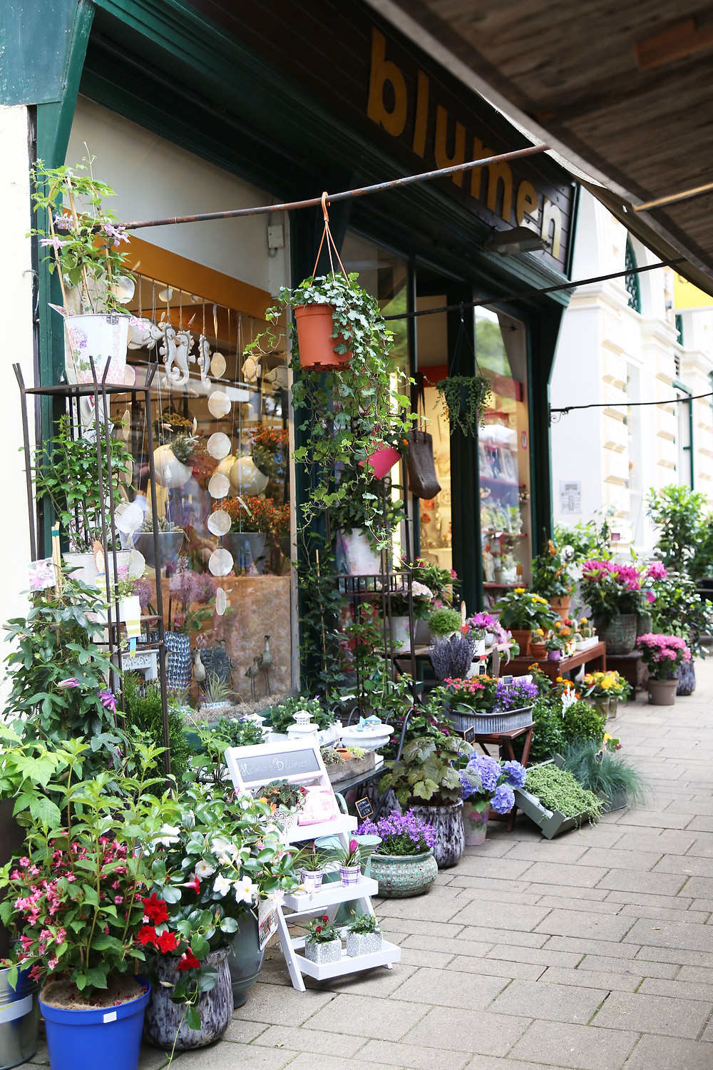 Helenas flower shop