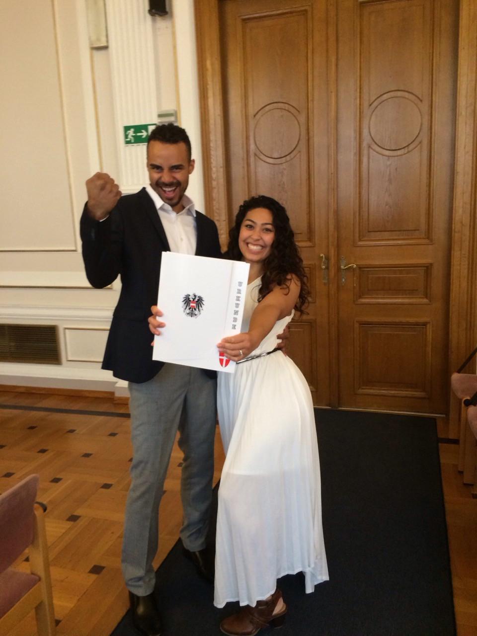 Court wedding