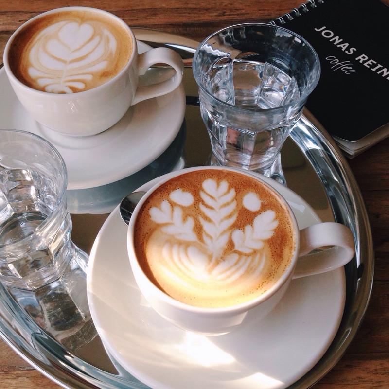 Jonas Reindl coffee