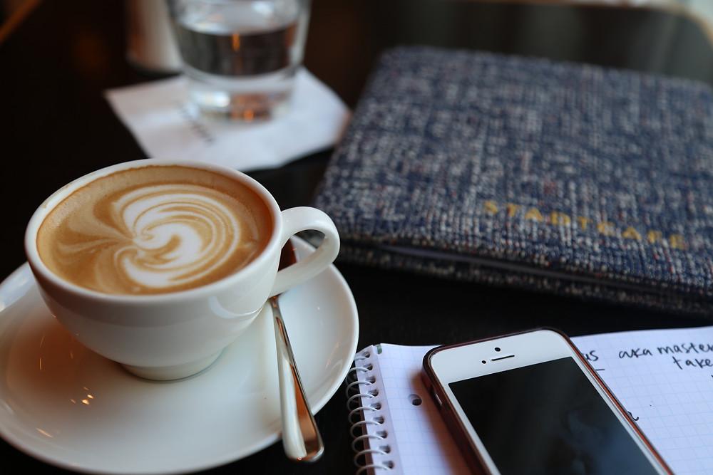 Stadtcafe melange