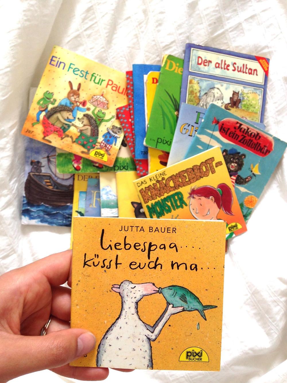 Pixi books