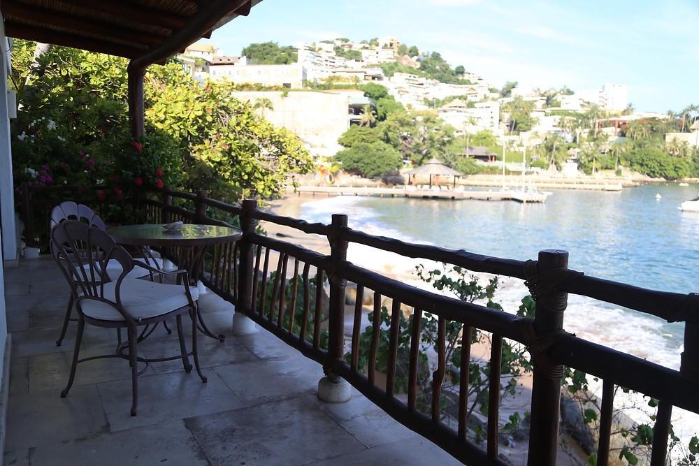 Mar suite views