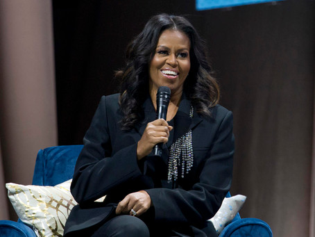 Reflection on Michelle Obama's book tour