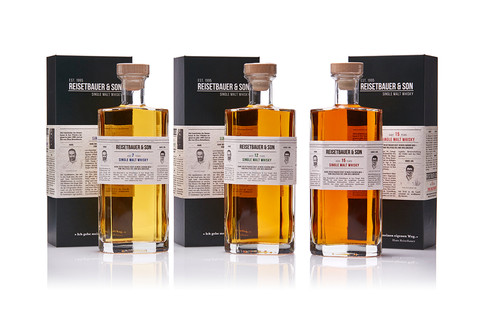 Reisetbauer & Son Single Malt Whisky