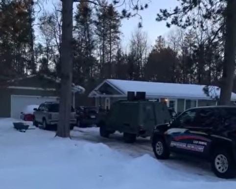 Drug Raid in Watertower Results in Multiple Arrests