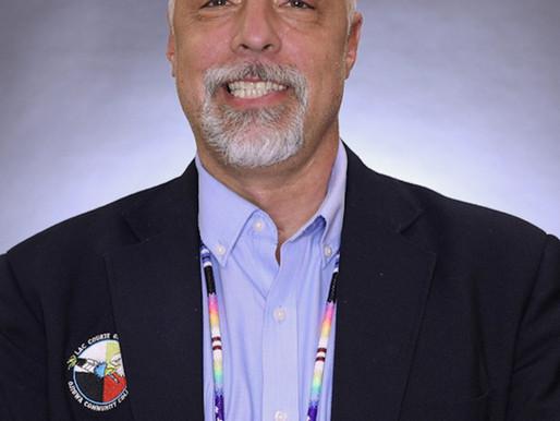 Dr. Swagger Chosen for Aspen Institute's New Presidents Fellowship