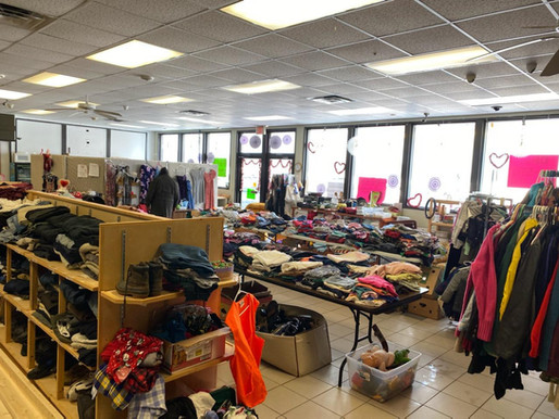 Free Clothing Giveaway at C2 Continues till End of April