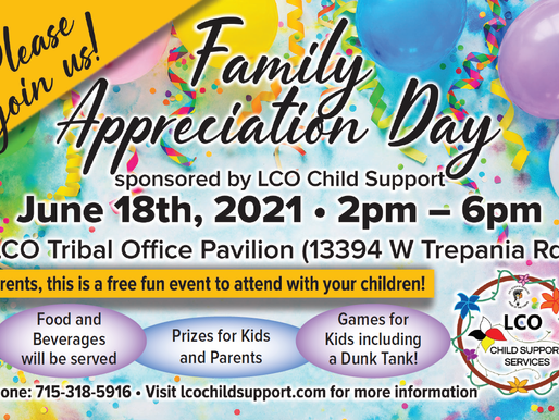 Child Support to Host Family Fun Event on Friday