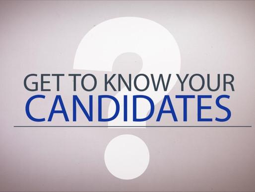 Online Candidate's Forum Set for Thursday, June 3