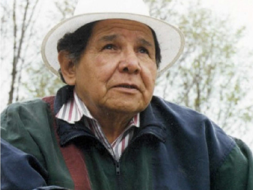 A Lifetime of Cultural Teachings and Activism Remembered as Benton-Banai Passes On