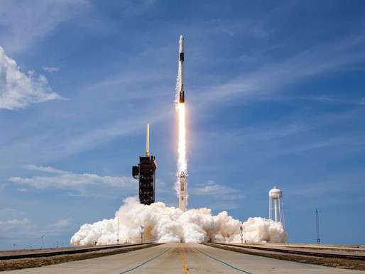Watch the SpaceX Launch Live Featuring the LCO Student Expirement