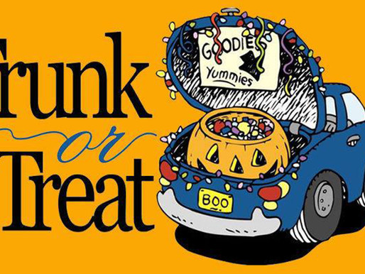 Lots of Halloween Activities Throughout the County