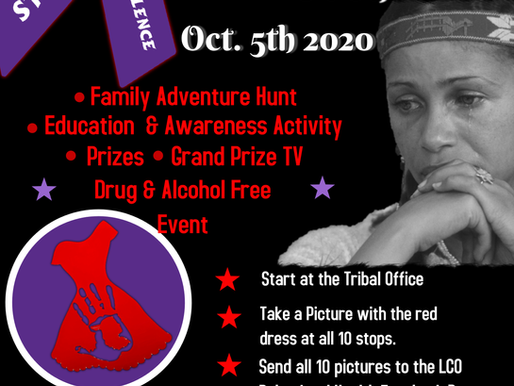 Searching for Awareness during Domestic Violence Awareness Month