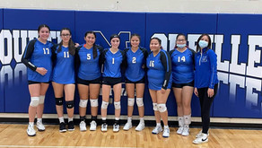 Eagles Volleyball Defeated by Top Team in 2nd Round of WIAA Playoffs