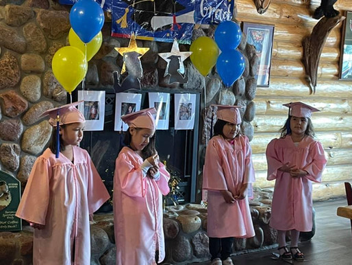 FACE Graduates Prepared for Kindergarten