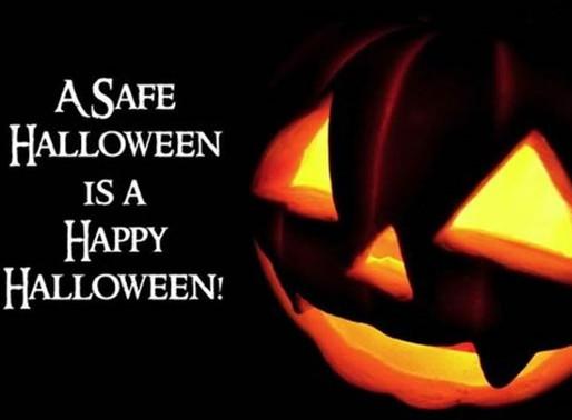 Tribe Announces Safe Halloween Plan