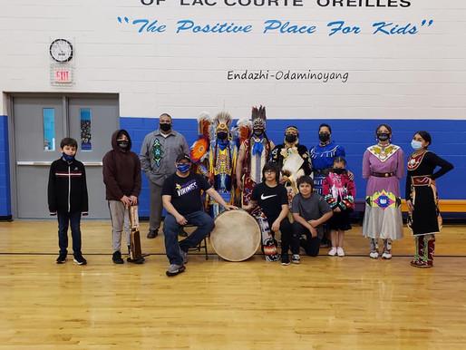 Bizhiki Dance Camp Held for Community Members