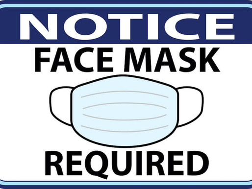 Mask Requirement Remains for Tribal Businesses; Recommended for Government Offices