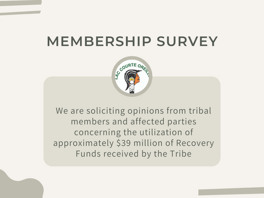 TGB Seeks Survey Input from Membership on Spending ARP Funds