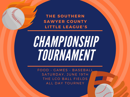 LCO to Host Little League Championship Tourney at New Fields this Saturday, June 19