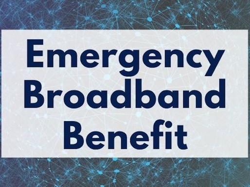 Emergency Broadband Benefit Program Announced