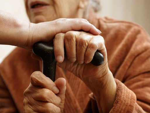 Tribal Aging and Disability Services Report for Month of April
