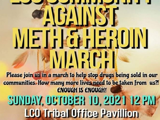 Another March Planned to Bring Awareness to Drug Epidemic