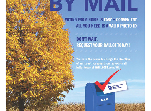 Voting From Home by Mail