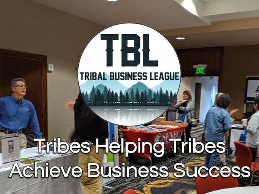 LCO Renews Membership with Tribal Business League