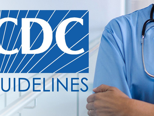 Chairman Taylor Issues Statement on New CDC Covid Guidelines
