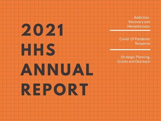 A Report on Health and Human Services Activities for the Previous Year