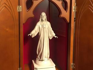 El Corazón de Jesús visita tu familia