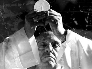 Santo Padre. Comunión Espiritual