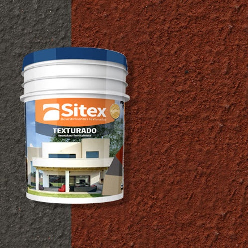 Revestimiento Plástico Texturado (Fino/Mediano)