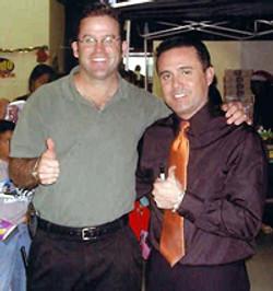 w/ Jose Luis, from Jose Luis Sin Cen