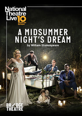 NTL 2019 A Midsummer Night's Dream - Web